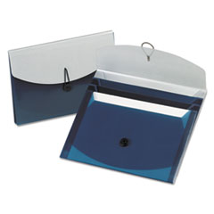 PFX 50965 Pendaflex Four-Pocket Poly Slide File PFX50965