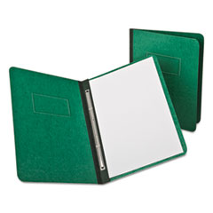 OXF 12717 Oxford Heavyweight PressGuard and Pressboard Report Cover with Reinforced Side Hinge OXF12717