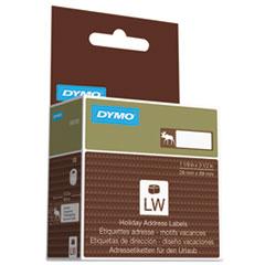 DYM 1960080 DYMO Holiday Labels DYM1960080