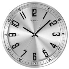 BUL C4646 Bulova Silhouette Wall Clock BULC4646