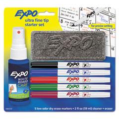 SAN 1884310 EXPO Low-Odor Dry Erase Marker Starter Set SAN1884310