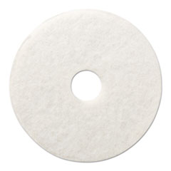 BWK 4012WHI Boardwalk Polishing Floor Pads BWK4012WHI