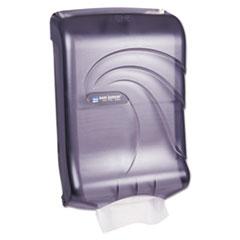 SJM T1790TBK San Jamar Large Capacity Ultrafold Towel Dispenser SJMT1790TBK