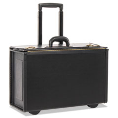 STB 251622BLK STEBCO Tufide Classic Catalog Case on Wheels STB251622BLK