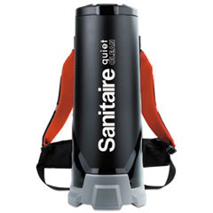 EUR SC530B Sanitaire TRANSPORT QuietClean HEPA Backpack Vacuum SC530A EURSC530B