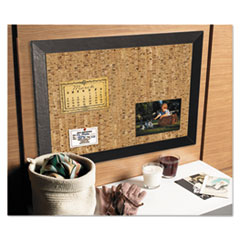 BVC SF0722581012 MasterVision Natural Cork Bulletin Board BVCSF0722581012