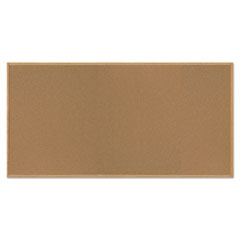 BVC SF362001233 MasterVision Value Cork Board with Oak Frame BVCSF362001233