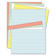 BVC FM1614 MasterVision Data Card Paper Inserts BVCFM1614