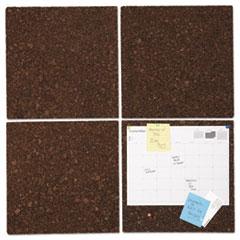 UNV 43403 Universal Cork Tile Panels UNV43403