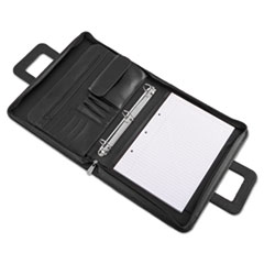 UNV 25650 Universal Zip-Around Padfolio UNV25650