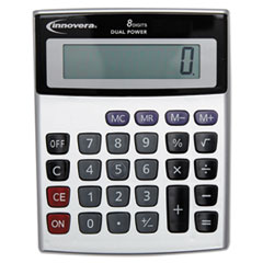 IVR 15927 Innovera Portable Minidesk Calculator IVR15927