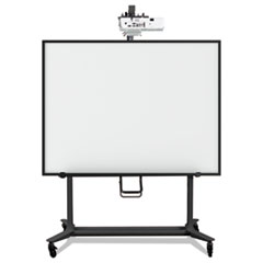 BVC BI350420 MasterVision Interactive Board Mobile Stand with Ultra-Short Throw Projector Mounting Plate BVCBI350420