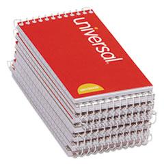 UNV 20435 Universal Wirebound Memo Book UNV20435