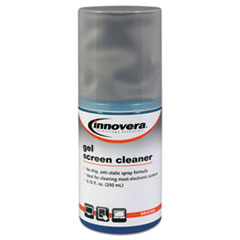 IVR 51520 Innovera Gel Screen Cleaner IVR51520