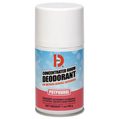 BGD 462 Big D Industries Metered Concentrated Room Deodorant BGD462