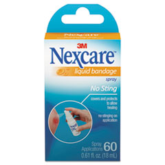 MMM LBS11803 3M Nexcare No Sting Liquid Bandage Spray MMMLBS11803