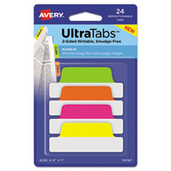 AVE 74767 Avery Ultra Tabs Repositionable Tabs AVE74767