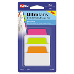AVE 74753 Avery Ultra Tabs Repositionable Tabs AVE74753
