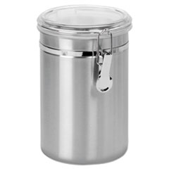 OSI SSC0631 Office Settings Stainless Steel Canisters OSISSC0631