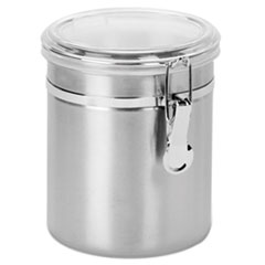 OSI SSC0471 Office Settings Stainless Steel Canisters OSISSC0471