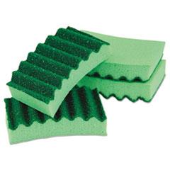 QCK 575074PDQ10 LYSOL Brand Durable Heavy Duty Scrub Sponges QCK575074PDQ10