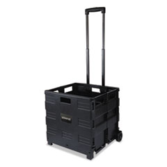 UNV 14110 Universal Collapsible Mobile Storage Crate UNV14110