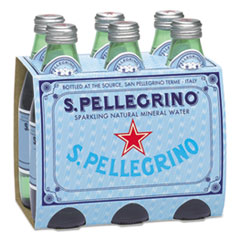 NLE 80087 San Pellegrino Sparkling Natural Mineral Water NLE80087