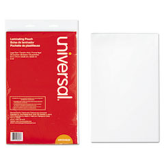 UNV 84630 Universal Laminating Pouches UNV84630