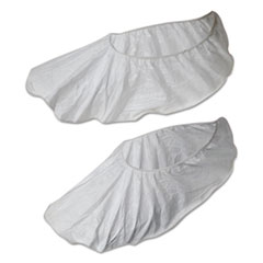 BWK 00031L Boardwalk Disposable Shoe Covers BWK00031L