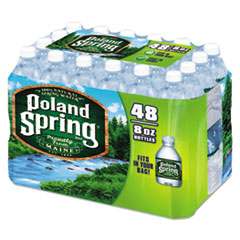 NLE 1098091 Poland Spring Natural Spring Water NLE1098091