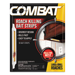 DIA 01000 Combat Ant Bait Insecticide Strips DIA01000