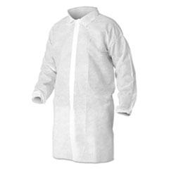 KCC 40104 KleenGuard* A10 Light Duty Lab Coats KCC40104