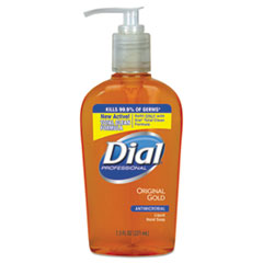 DIA 84014EA Dial Professional Gold Antimicrobial Liquid Hand Soap DIA84014EA