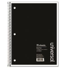 UNV 66620 Universal Wirebound Notebook UNV66620