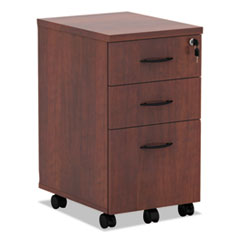 ALE VA572816MC Alera Valencia Series Mobile Box/Box/File Pedestal File ALEVA572816MC