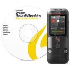 PSP DVT2710 Philips Voice Tracer 2700 Digital Recorder with Speech Recognition Software PSPDVT2710