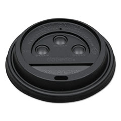PCT 21433 Dopaco  Dome Lids For Squat Paper Cups PCT21433