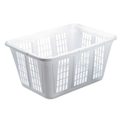 RCP 296585WHICT Rubbermaid Laundry Basket RCP296585WHICT