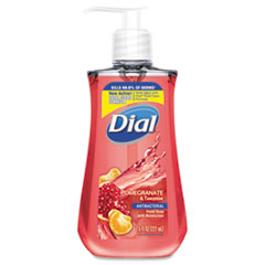 DIA 08513 Dial Antibacterial Liquid Hand Soap DIA08513
