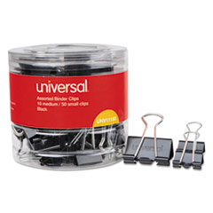 UNV 11160 Universal Binder Clips UNV11160