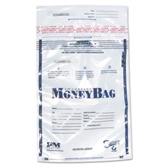 PMC 58002 PM Company SecurIT Tamper Evident Deposit Bag PMC58002
