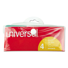 UNV 43670 Universal Pen Style Dry Erase Marker UNV43670