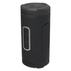 SOS BTH2PSG Scosche boomBOTTLE H2O+ Rugged Waterproof Wireless Speaker SOSBTH2PSG