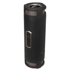 SOS BTBPBKSGY Scosche boomBOTTLE+ Rugged Waterproof Wireless Portable Speaker SOSBTBPBKSGY