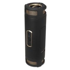 SOS BTBPBKGD Scosche boomBOTTLE+ Rugged Waterproof Wireless Portable Speaker SOSBTBPBKGD