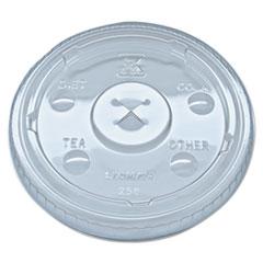 FAB LKC1624 Fabri-Kal Kal-Clear/Nexclear Drink Cup Lids FABLKC1624