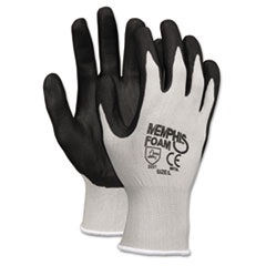 CRW 9673XL MCR Safety Economy Foam Nitrile Gloves CRW9673XL