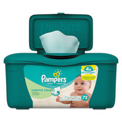 PGC 75532 Pampers Natural Clean Baby Wipes PGC75532