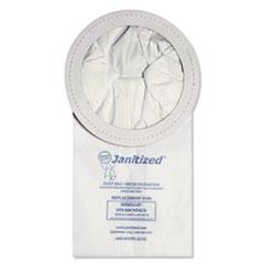APC JANWIVP6210 Janitized Vacuum Bags APCJANWIVP6210
