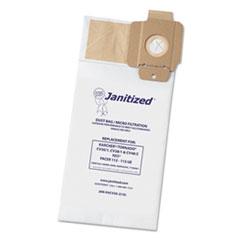 APC JANKACV302 Janitized Vacuum Bags APCJANKACV302